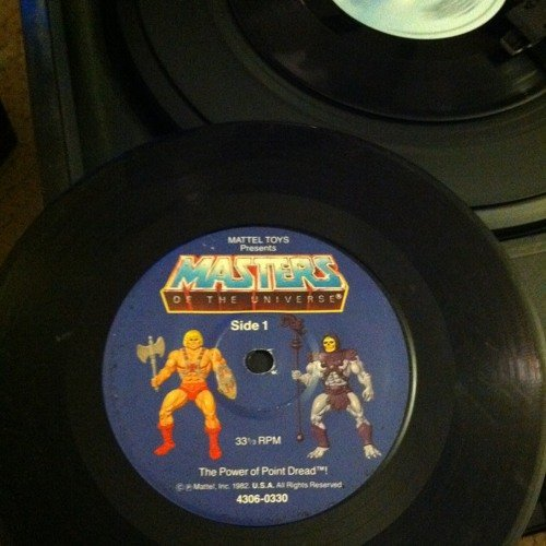 Photo of He-Man 45 Single
